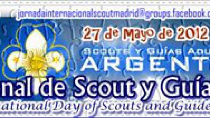 I Jornada Internacional de Scouts y Guías Adultos en Madrid
