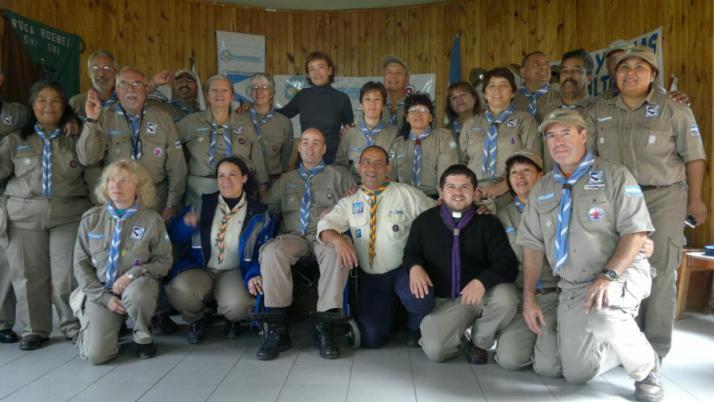 Campamento Nacional de Scouts y Guías adultos de Argentina