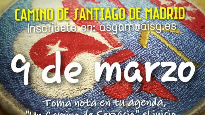 De Madrid a Santiago, un Camino de Servicio. El Proyecto para Scouts y Guías adultos