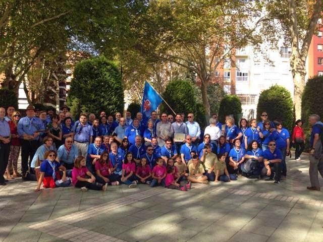VIII Encuentro Federal de AISG-España celebrado en Lorca.