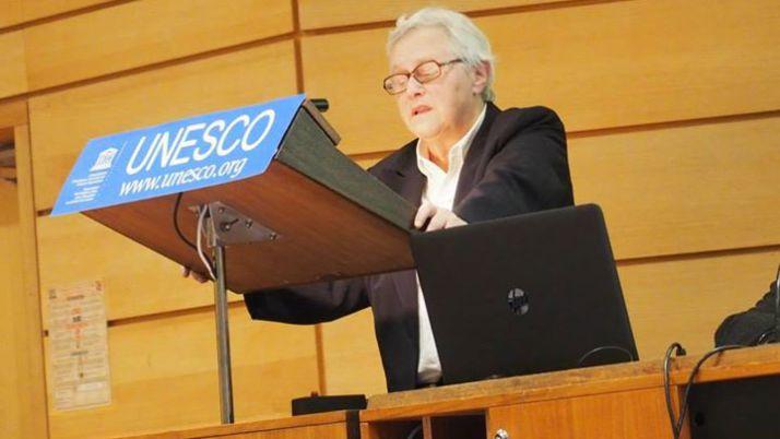 Martine Levy, elegida presidenta del Comité de Enlace ONG – UNESCO