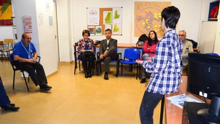 SESIONES 2ª y 3ª DEL PROGRAMA SE FORMACIÓN FAMILIAR DE ASGAM