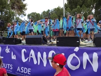ASGAM contribuye al éxito del Festival de la Canción de EdM 2017