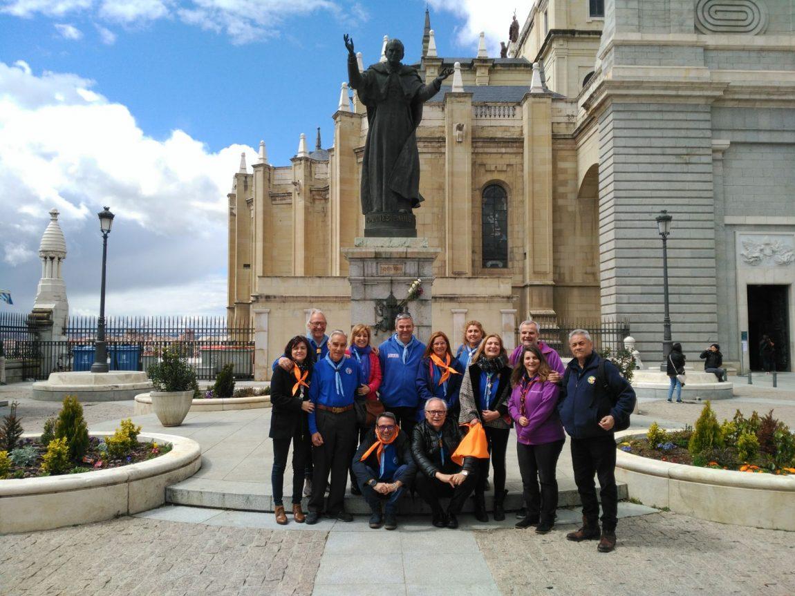 XXV aniversario Ciegos Católicos de España
