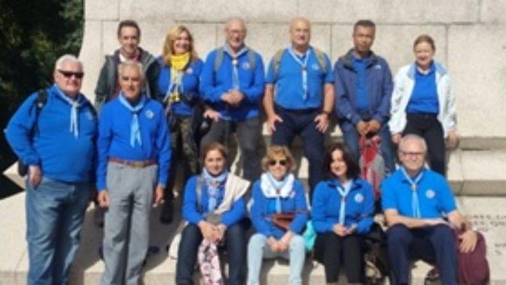 Celebración del Día de la Amistad Internacional de ISGF-AISG